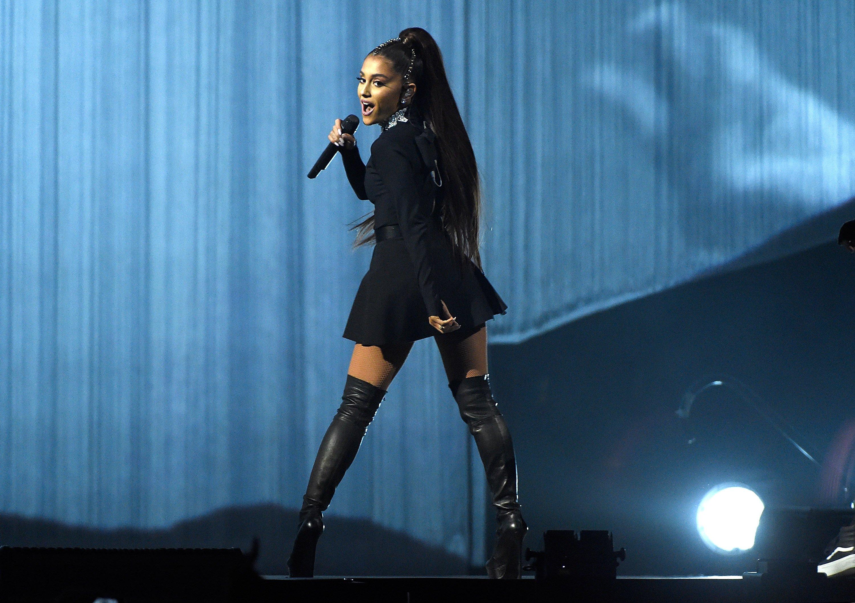 "Ariana Grande ""Dangerous Woman"" Tour - New York City"