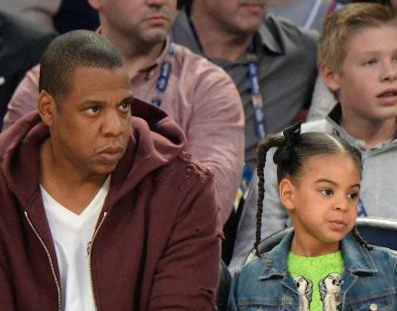 Jay Z Blue Ivy Carter