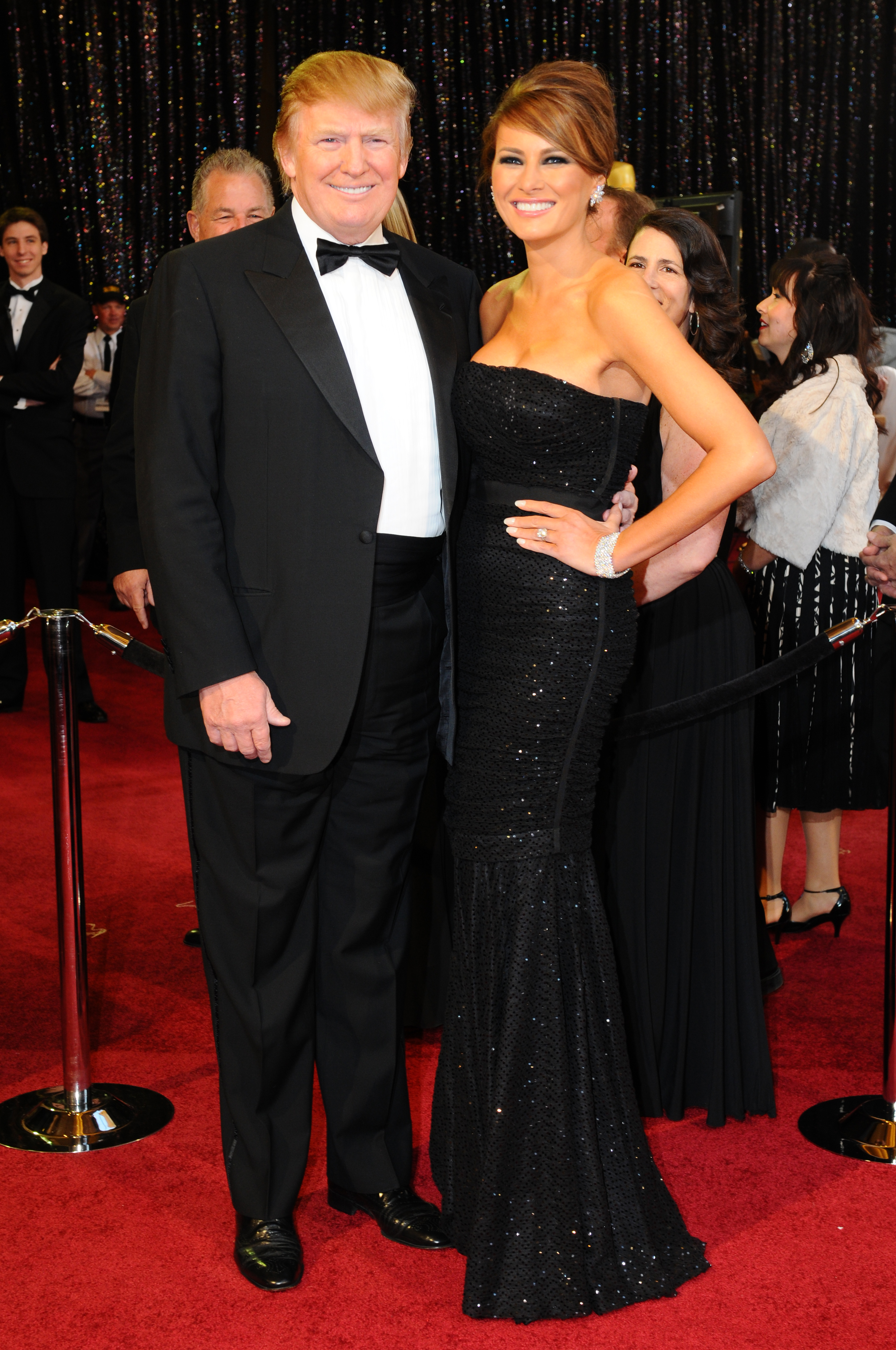 The Trumps At The Oscars