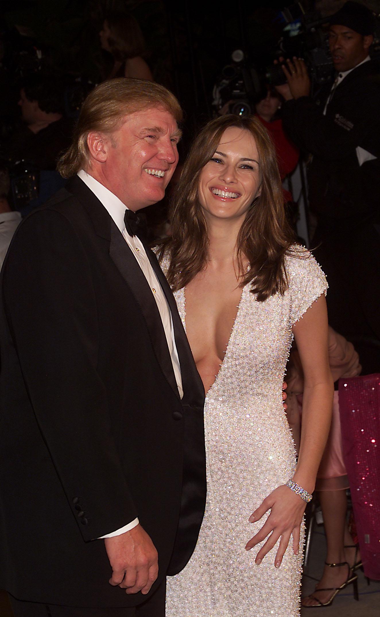 Vanity Fair Oscar Party - Couples