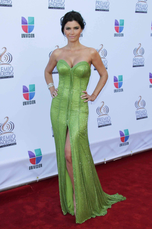 Univision Premio Lo Nuestro a La Musica Latina Awards - Arrivals