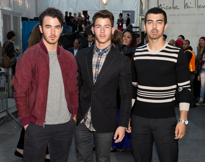 Kevin Jonas, Nick Jonas y Joe Jonas
