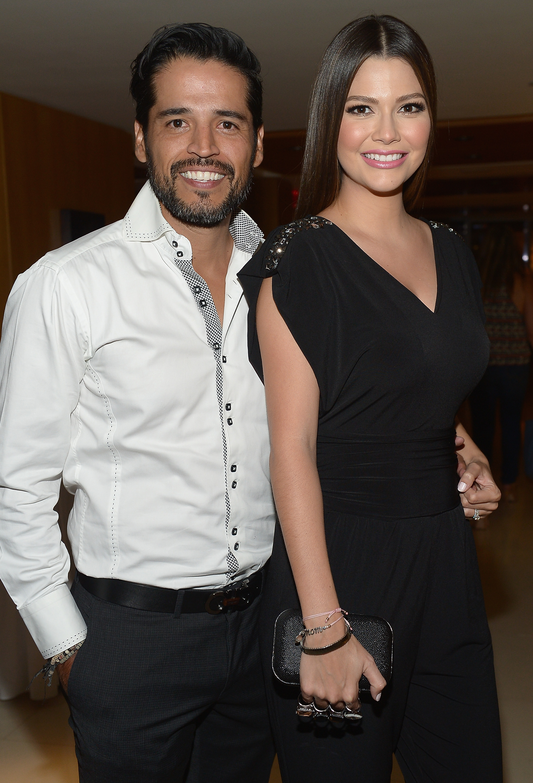 Luis Martinez y Ana Patricia Gamez