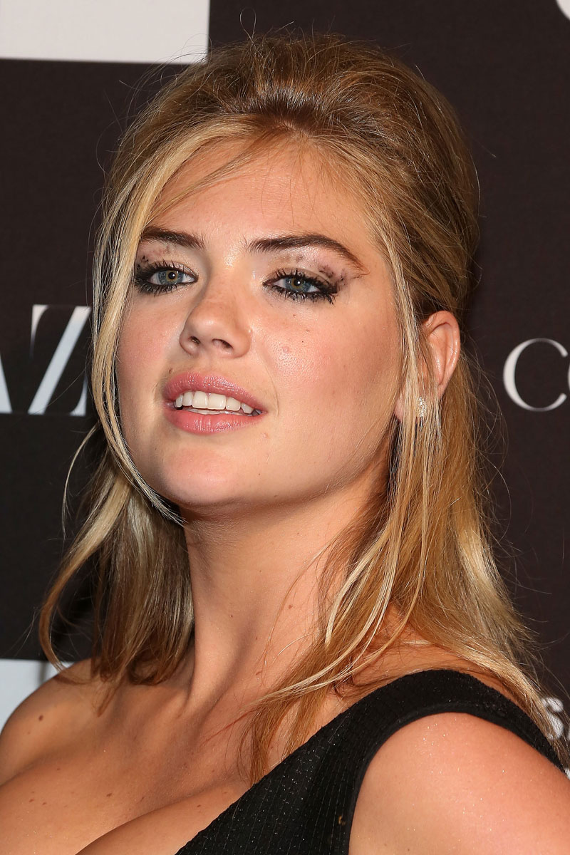 Percances sobre la alfombra, Kate Upton