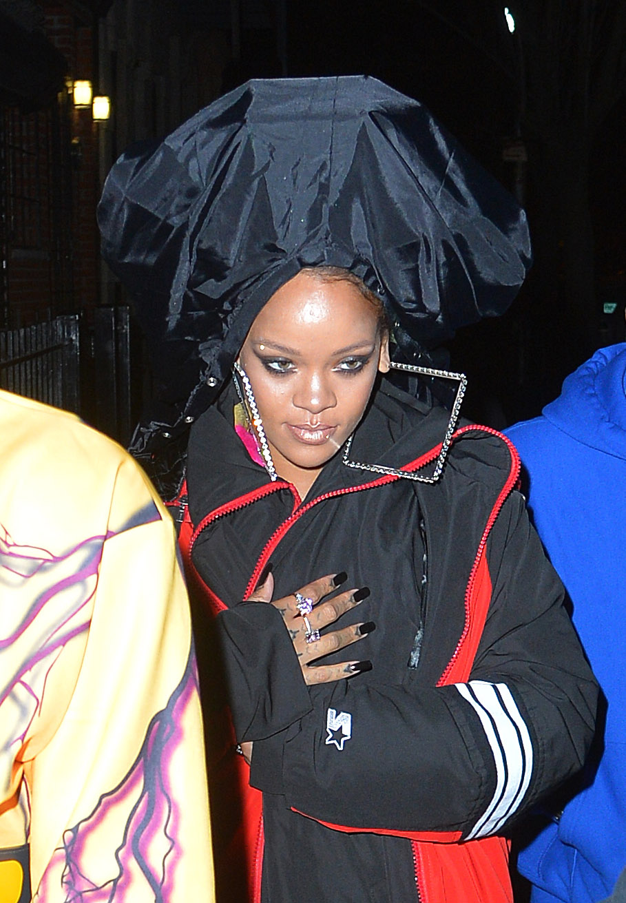 Celebrity Sightings In New York City - February 06, 2017