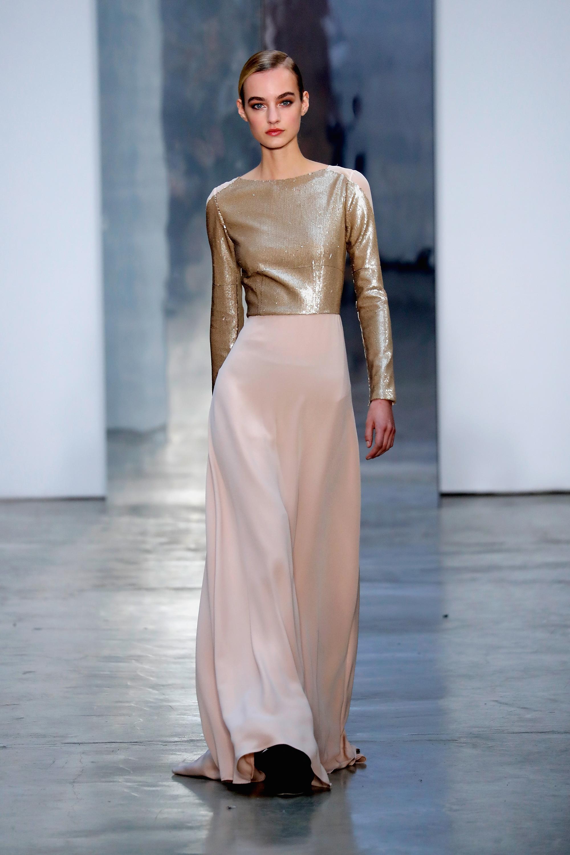 Carolina Herrera Fashion show