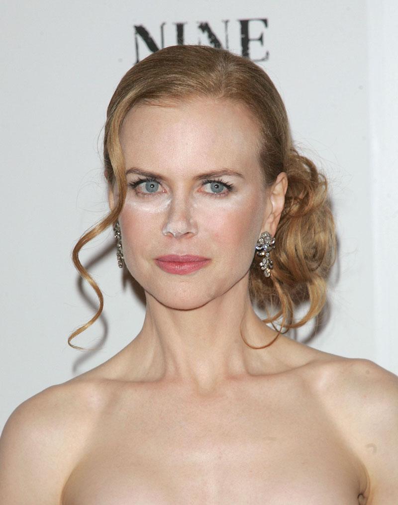 Percances sobre la alfombra, Nicole Kidman