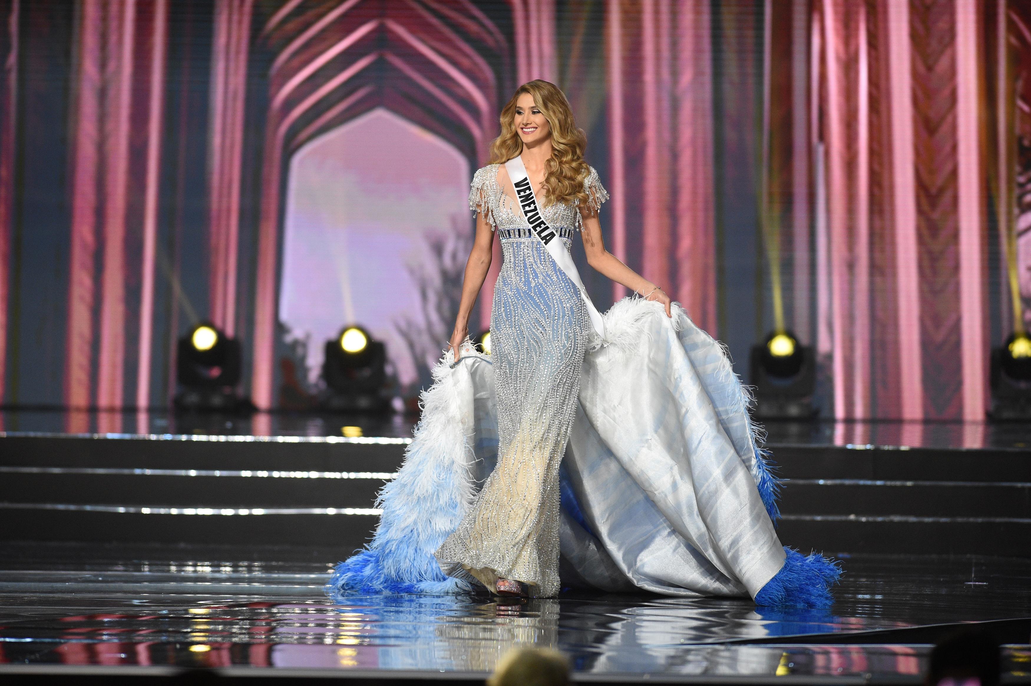 Miss Venezuela, Mariam Habach Santucci