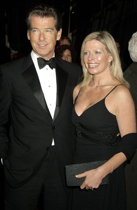 Pierce Brosnan, Charlotte Brosnan