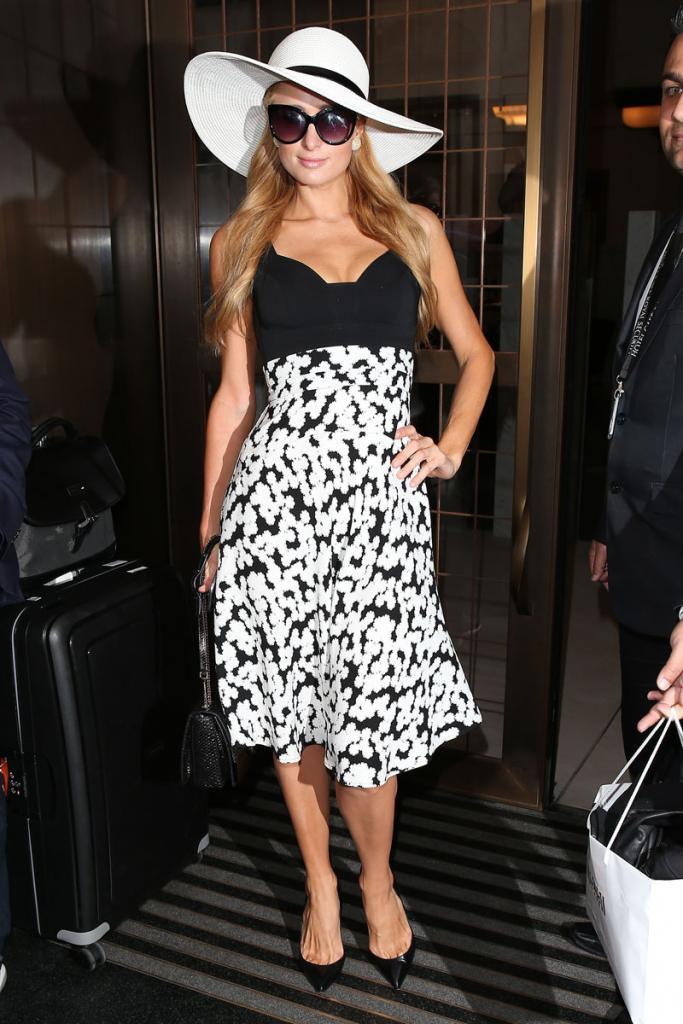 El look del día, Paris Hilton