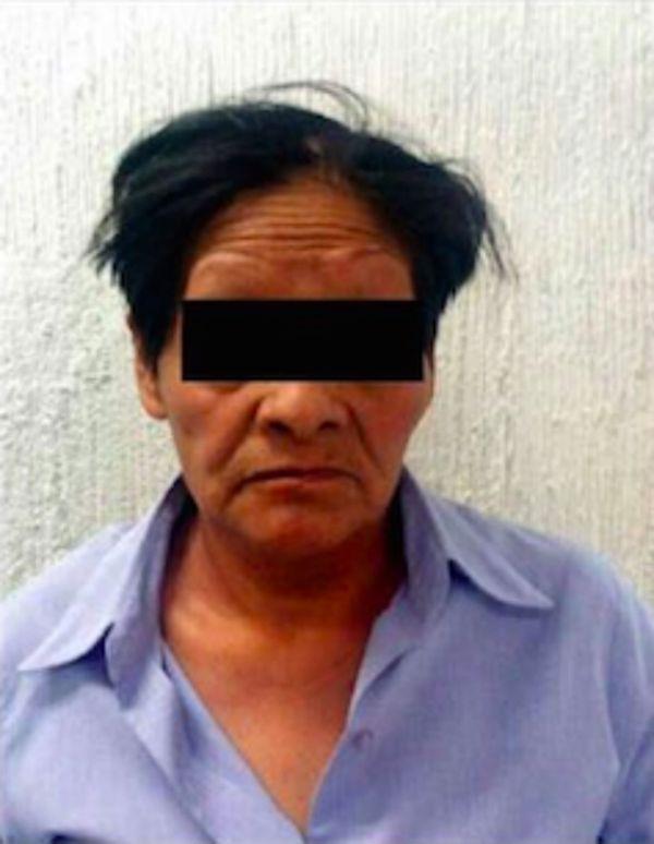 Abuela torturó a su nieta de 7 años