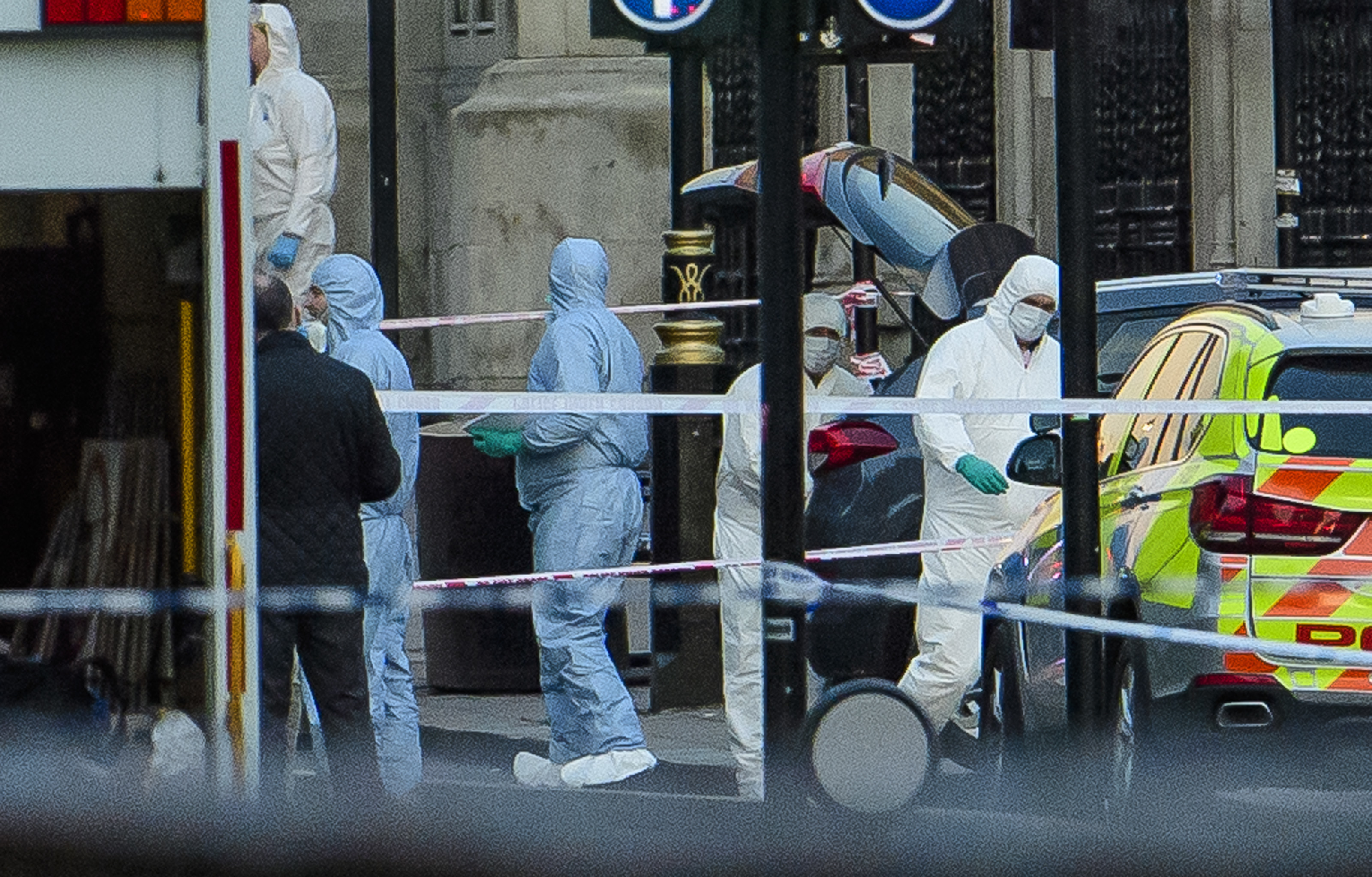 UK: Suspected terrorist attack at Houses of Parliament in Lo