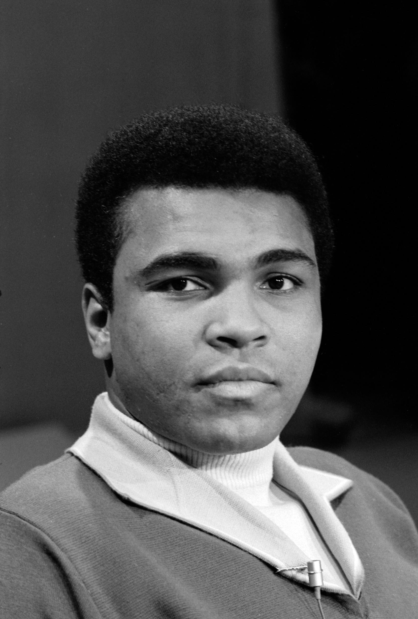 Mohammed Ali muerte