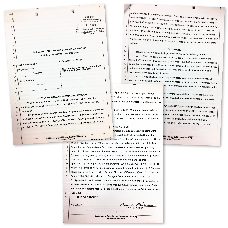 Dayanara Documents