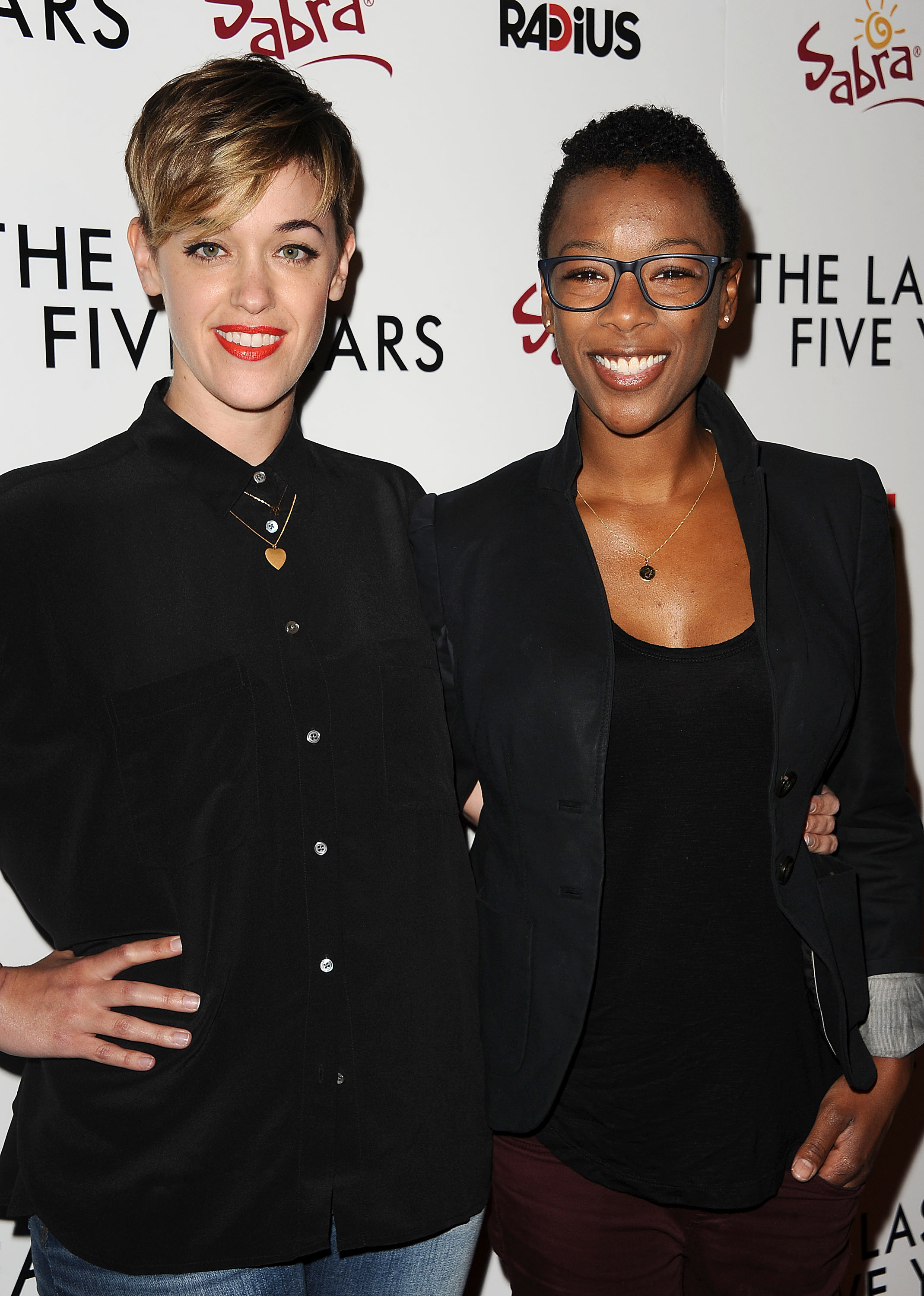 Lauren Morelli y Samira Wiley