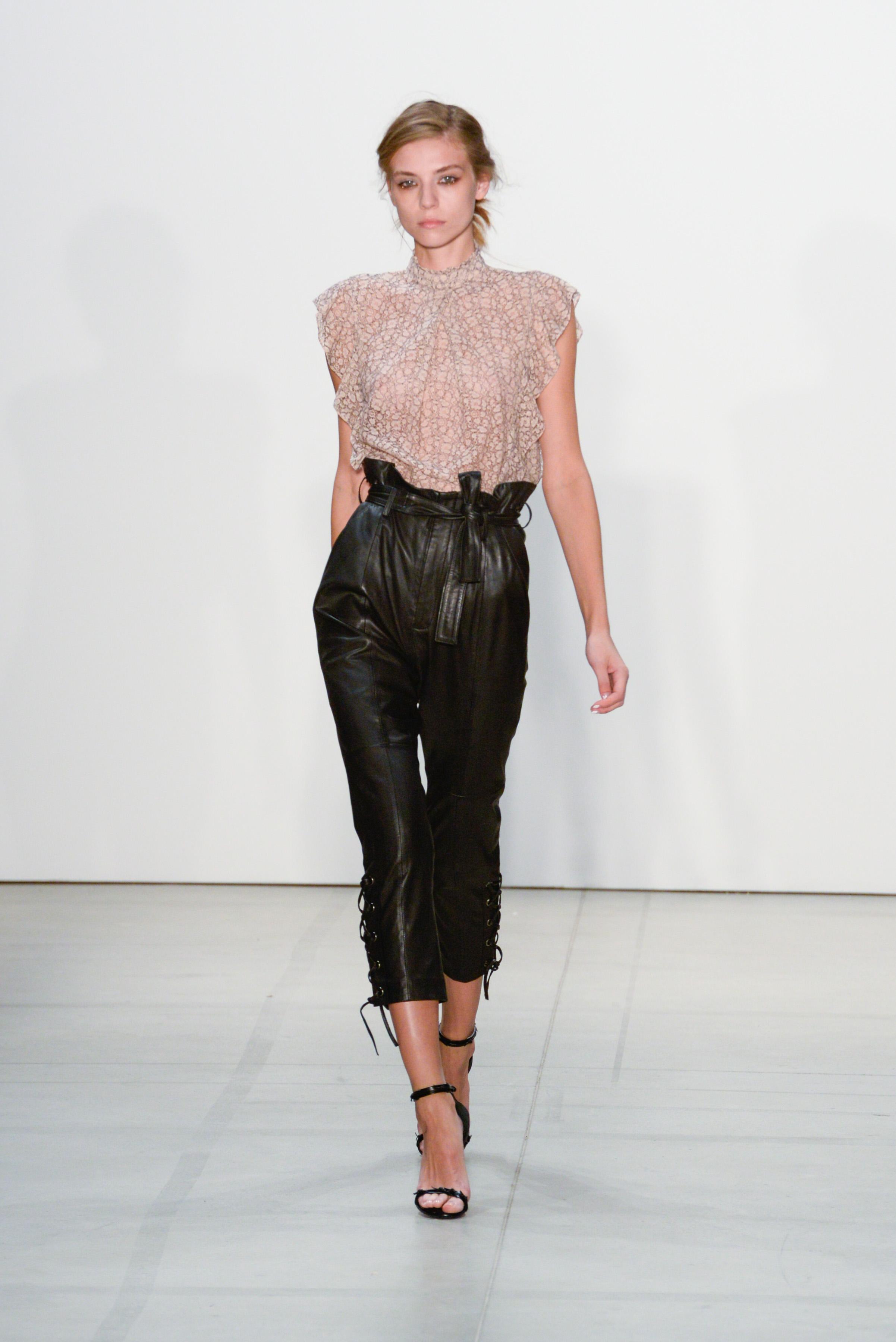 Marissa Webb - Front Row - September 2016 - New York Fashion Week: The Shows