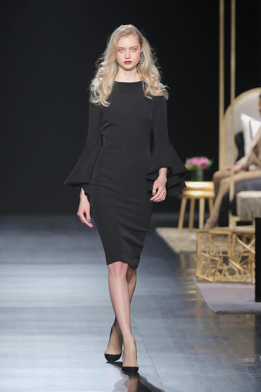 Badgley Mischka - Runway - February 2017 - New York Fashion Week: The Shows
