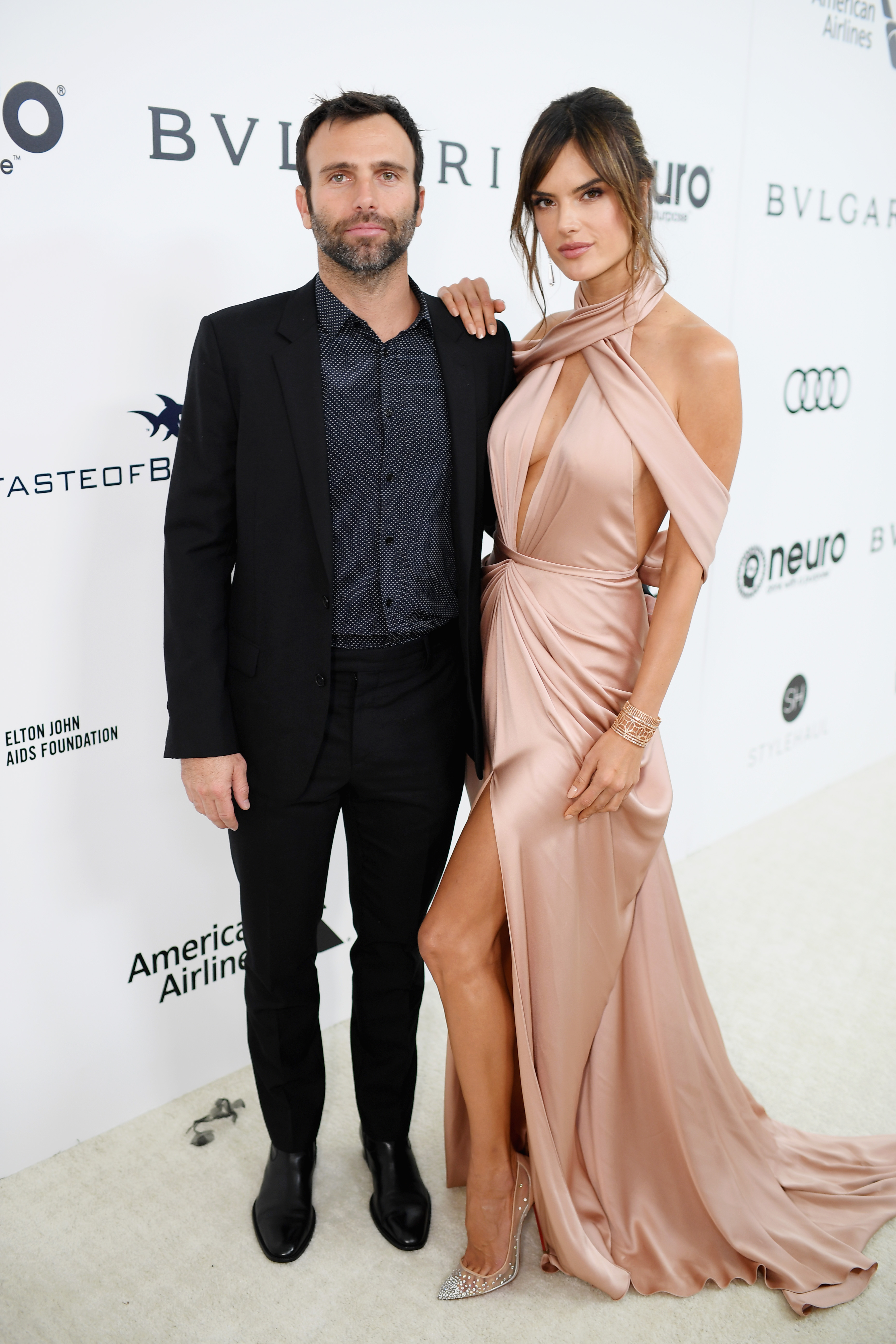 Alessandra Ambrosio y Jamie Mazur