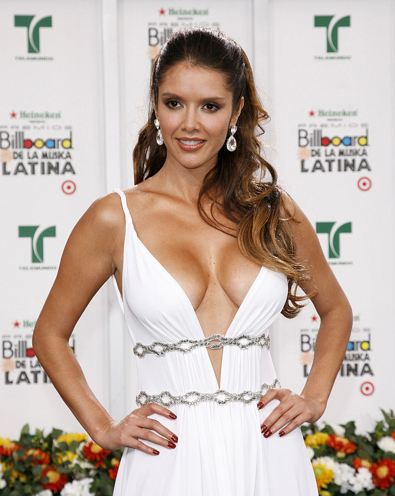 Billboard Latin Music Conference and Awards 2007 - Arrivals