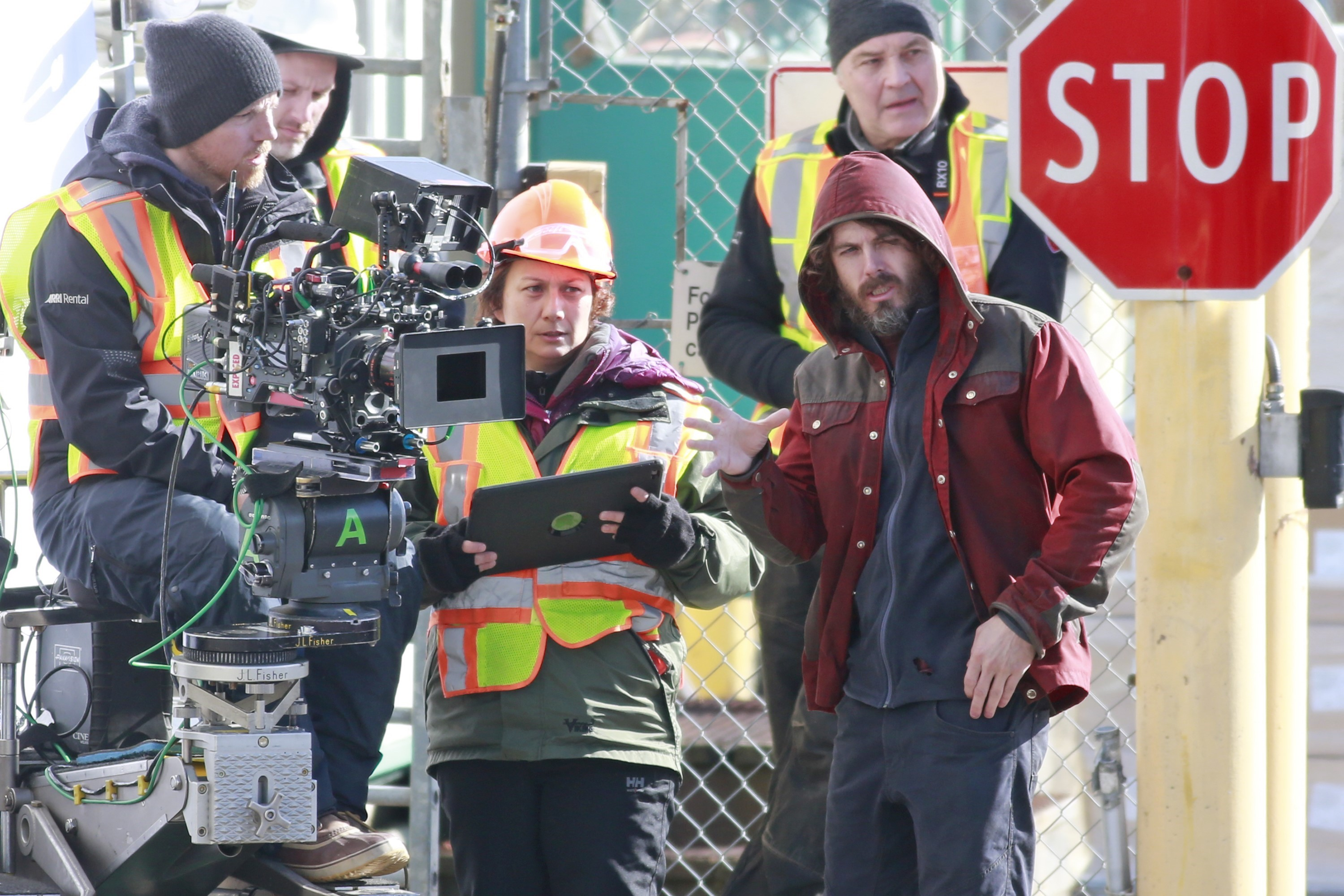 Casey Affleck Gets Back To Work On 'Light Of My Life' Days After Oscar Win
