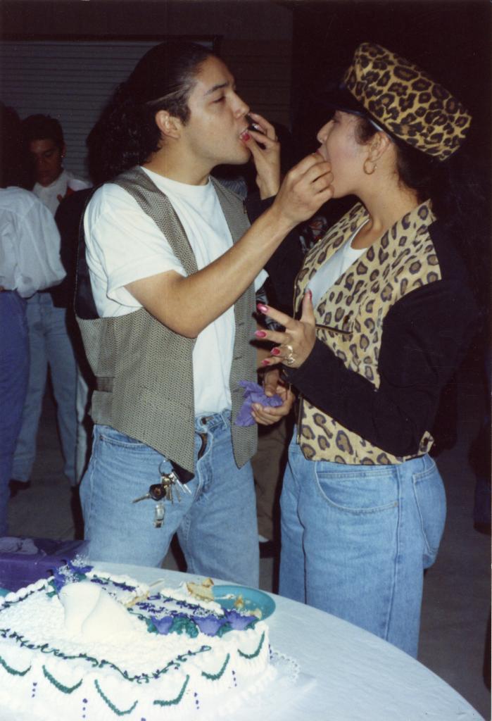 Selena recuerdos