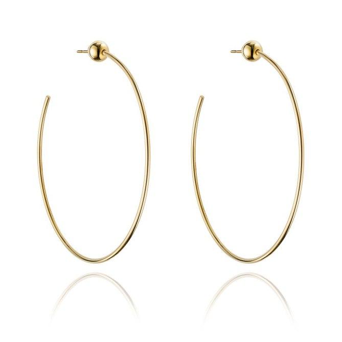 Vita FedeXL Hoop earrings galleryCourtesy Vita Fede