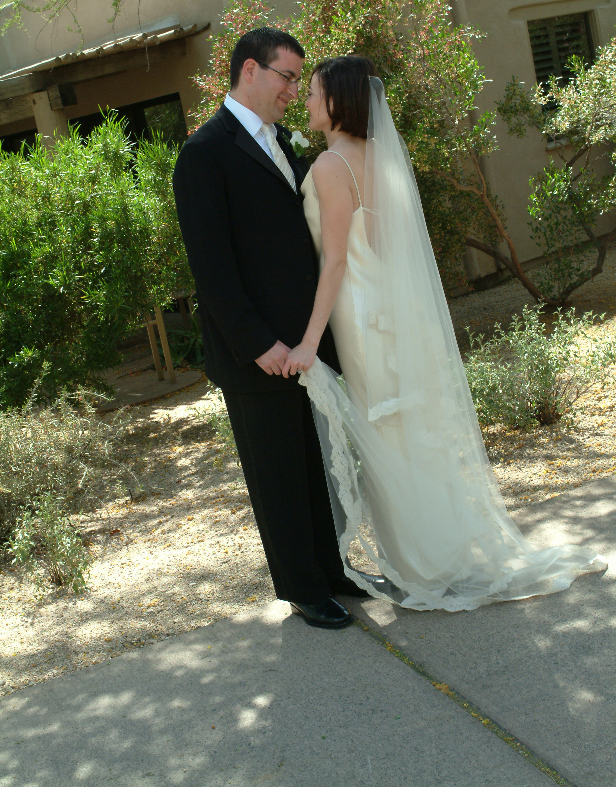 Sheryl Sandberg y David Goldberg - Wedding