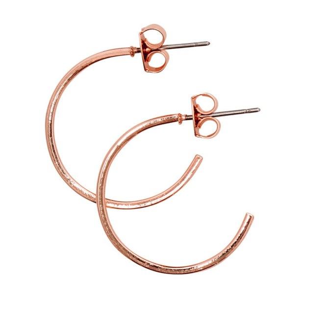 H&MXL Hoop earrings gallery Courtesy H&M