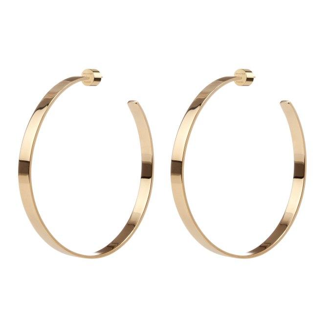 Jennifer FisherXL Hoop earrings gallery Courtesy Jennifer Fisher