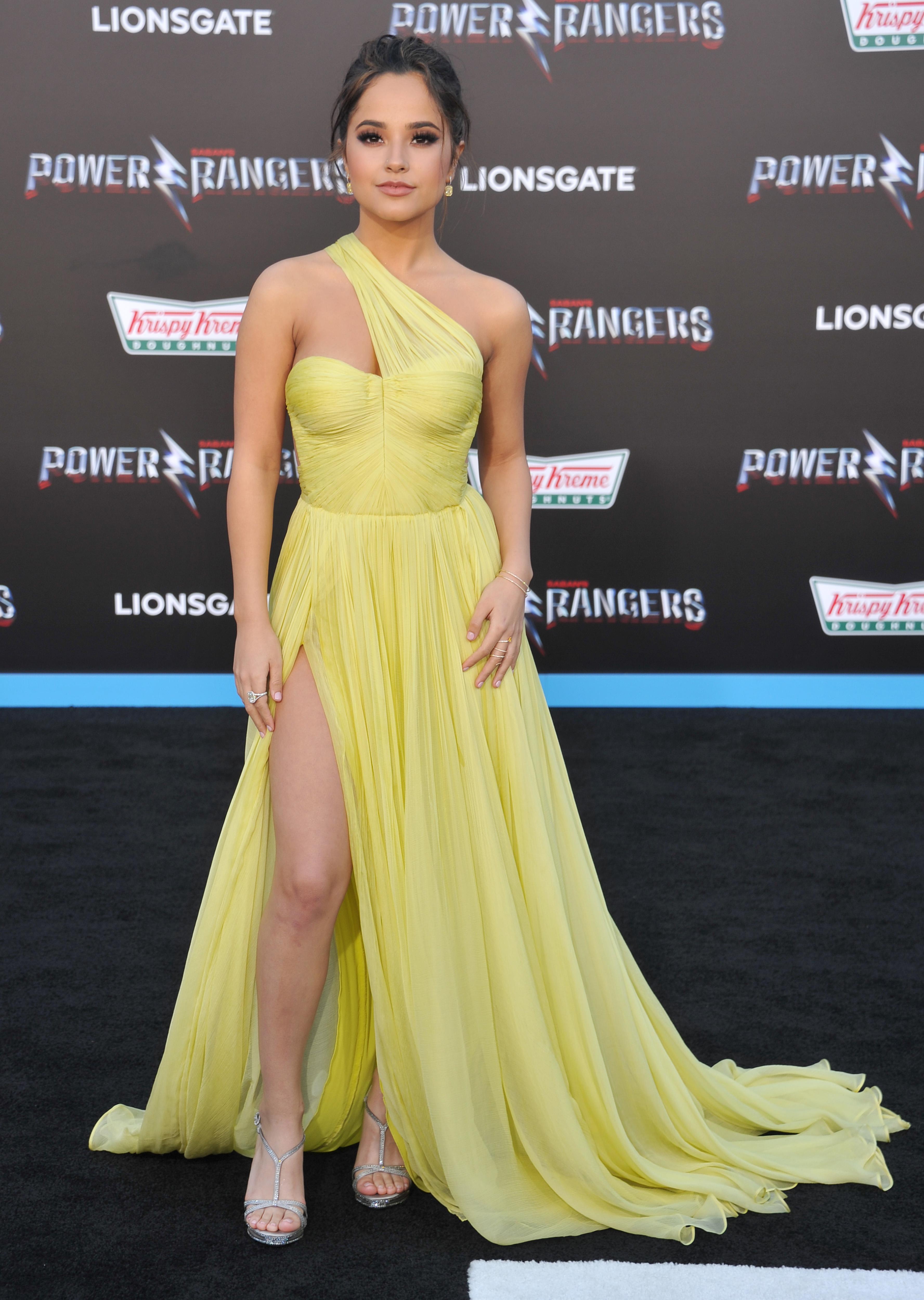 """Premiere Of Lionsgate's """"Power Rangers"""" - Arrivals"""