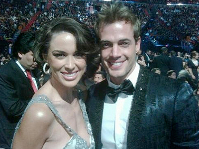 Jacqueline Bracamontes y William Levy