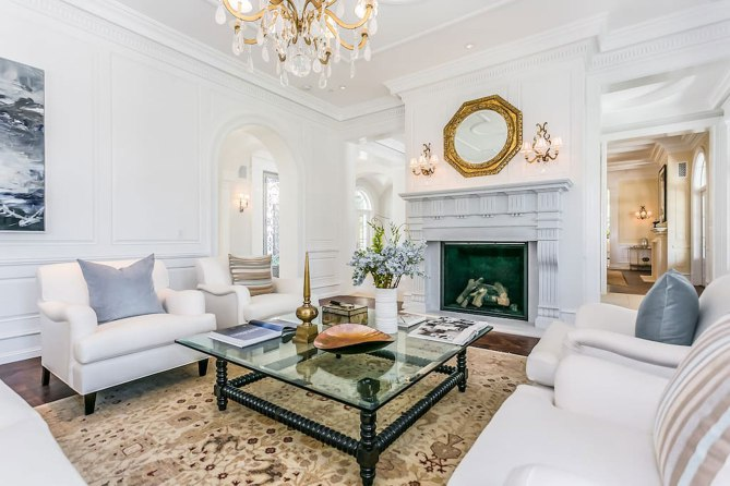 Drake's Beverly Hills Home