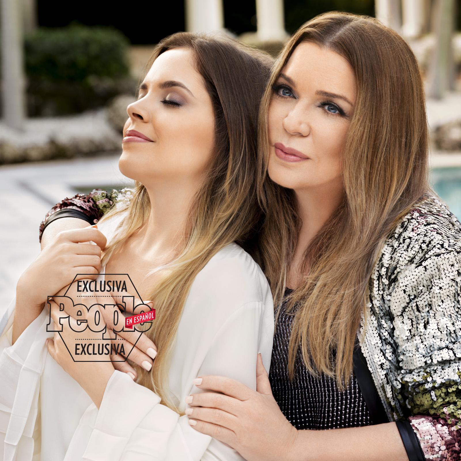 Ednita Nazario y Carolina Marquez