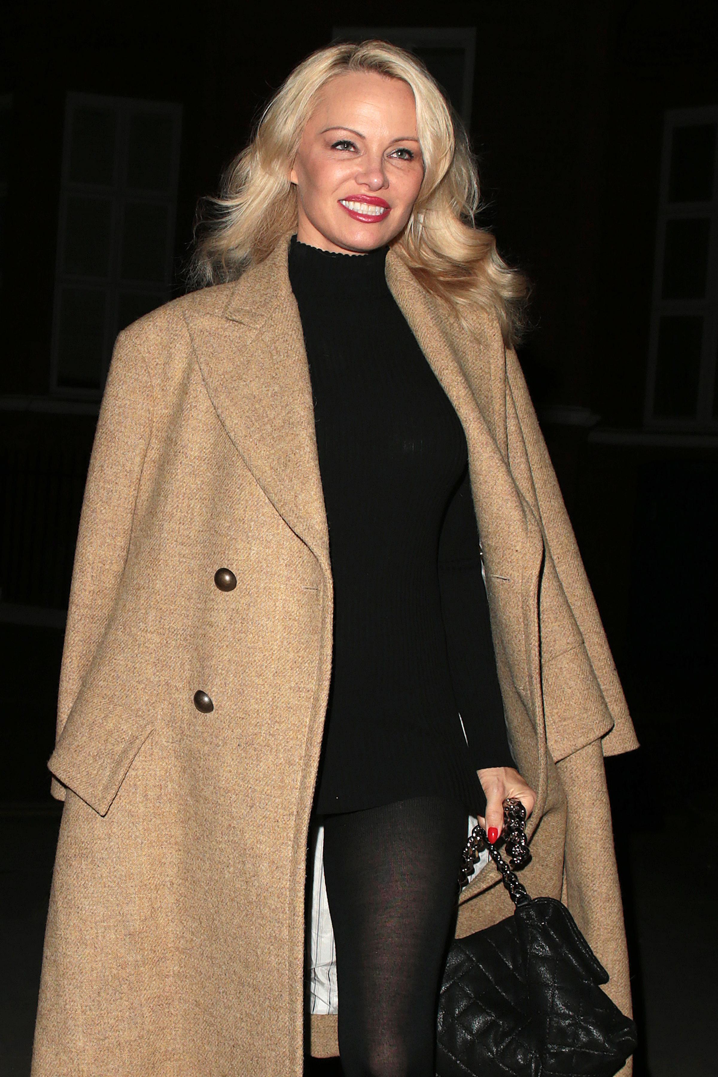 London Celebrity Sightings -  March 09, 2017