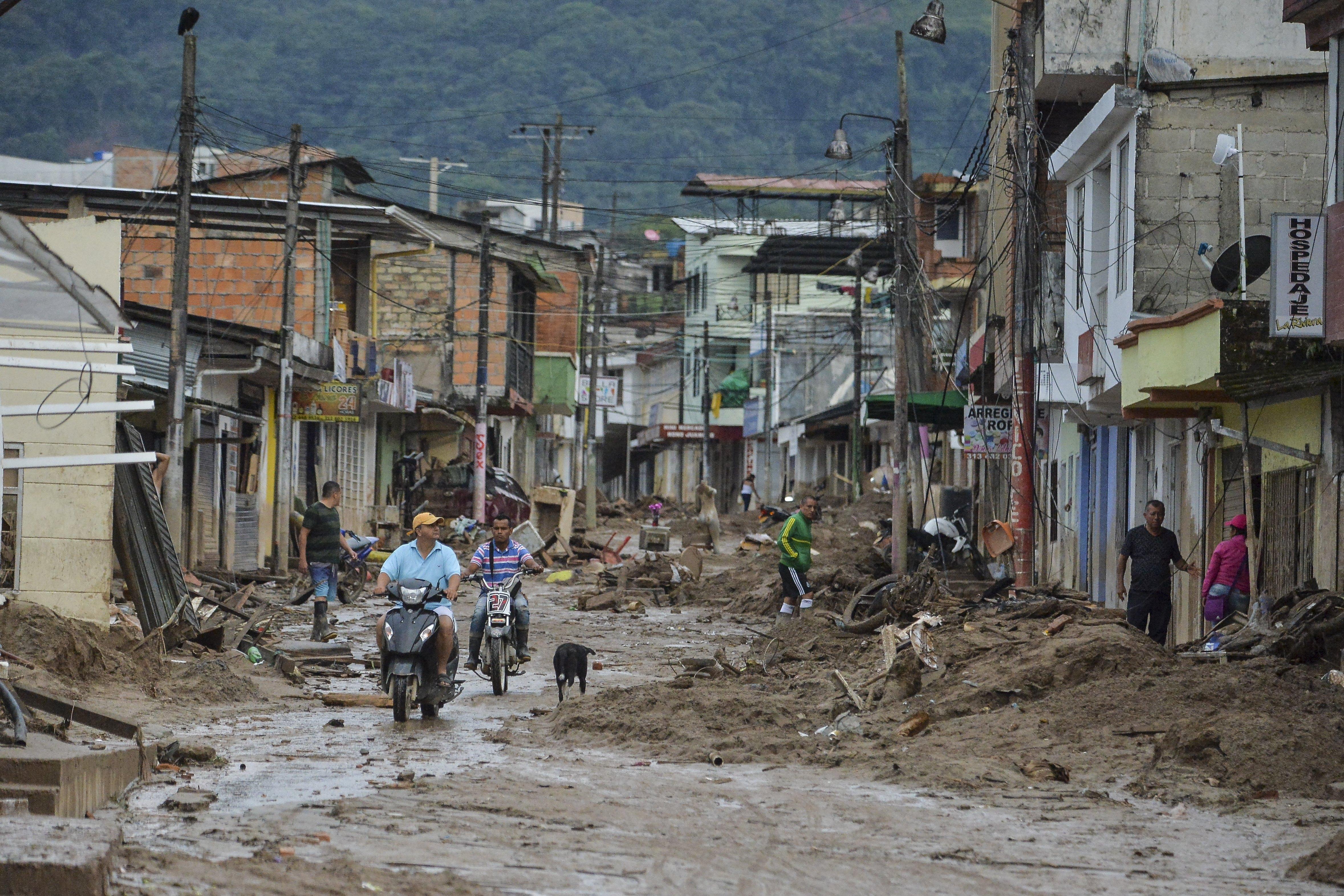 Tragedia en Mocoa, Colombia