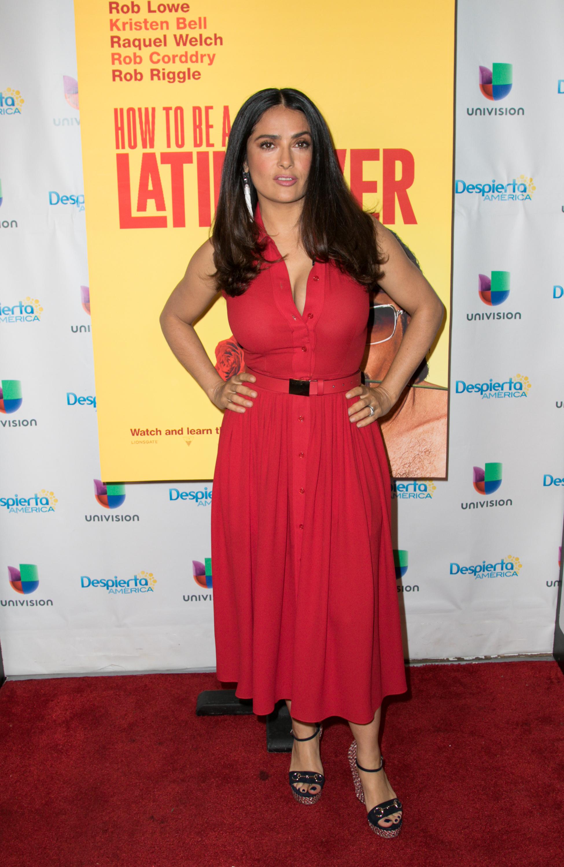 """Celebrities Visit Univision's """"Despierta America"""""""