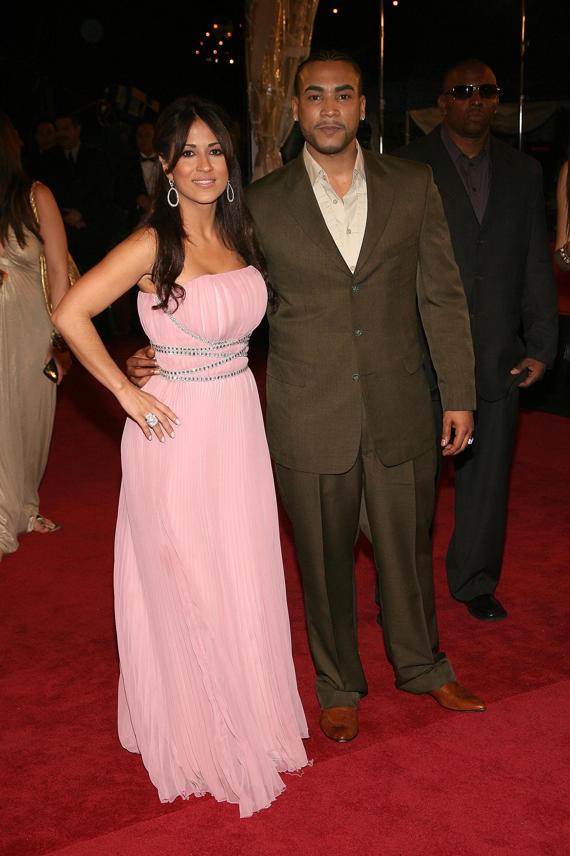 Jackie Guerrido y Don Omar