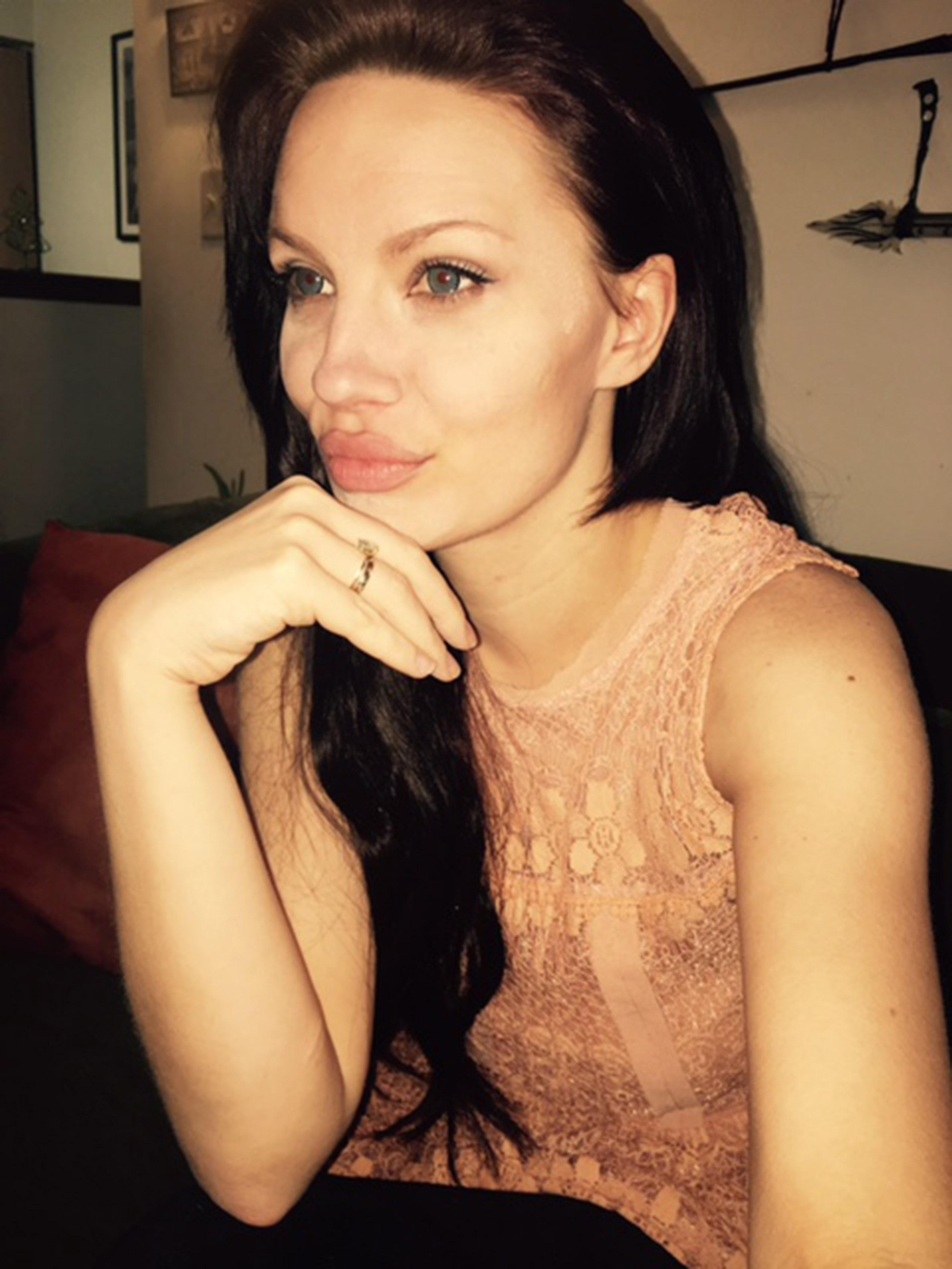 Angelina Jolie Look-a-Like