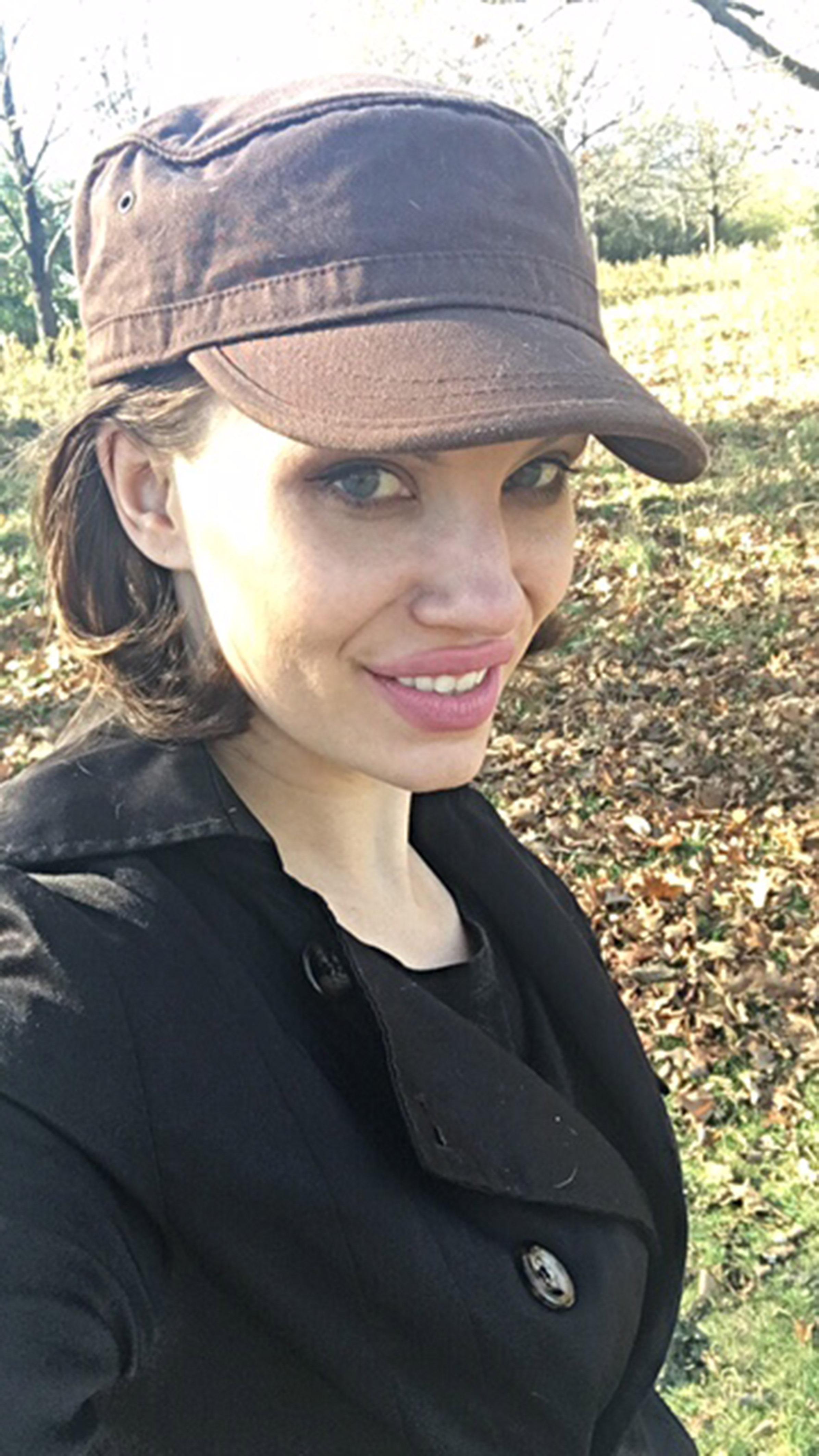 Melissa Baizen, clon de Angelina Jolie