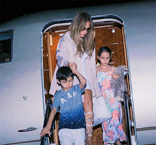 jennifer-lopez-hijos-viaje-republica-dominicana