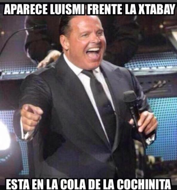 Luis Miguel Memes