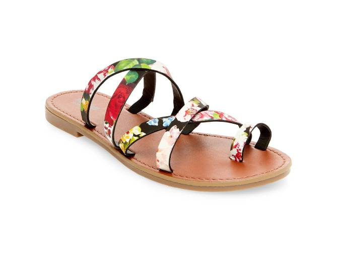 target-floral-sandal
