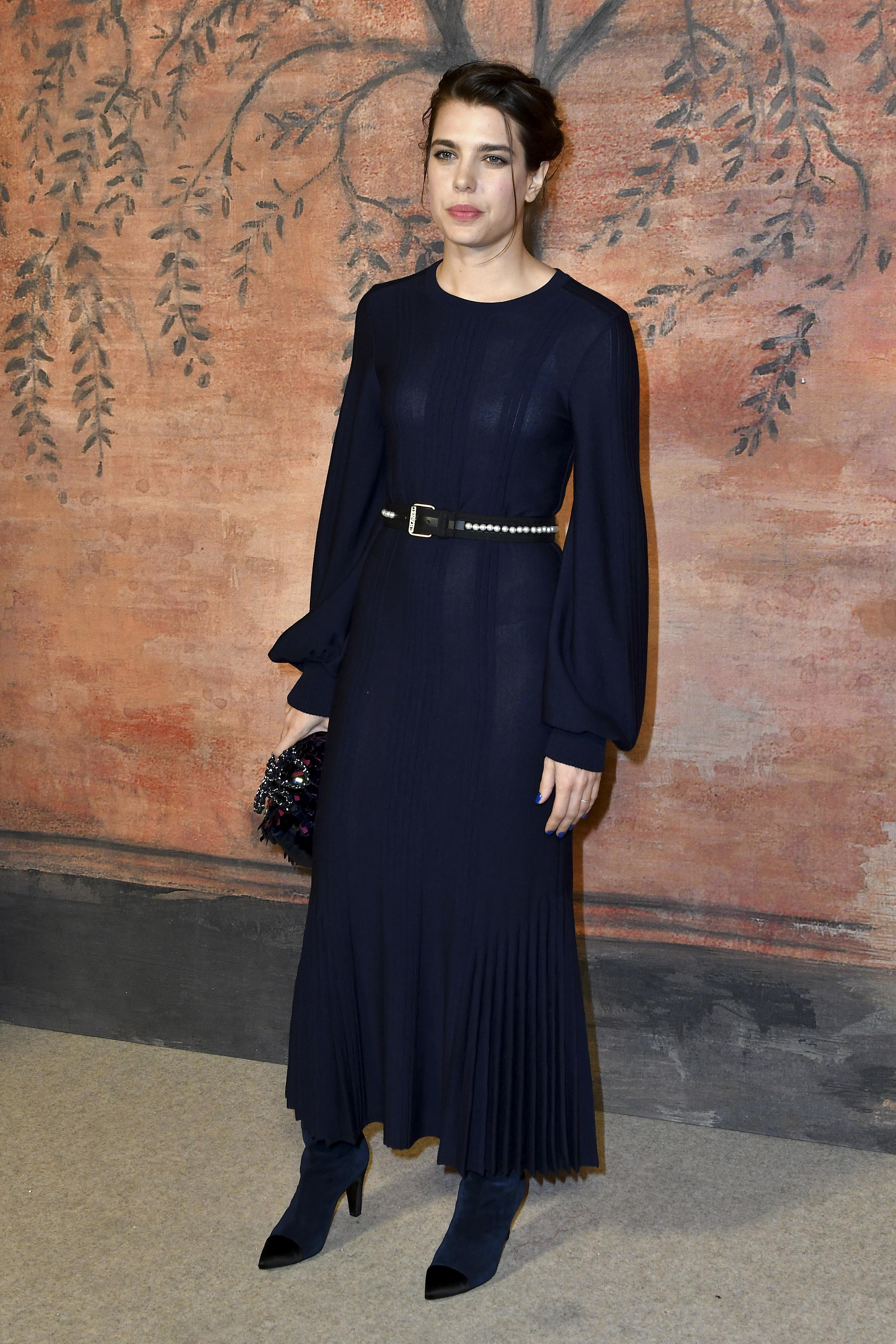 Charlotte Casiraghi, look