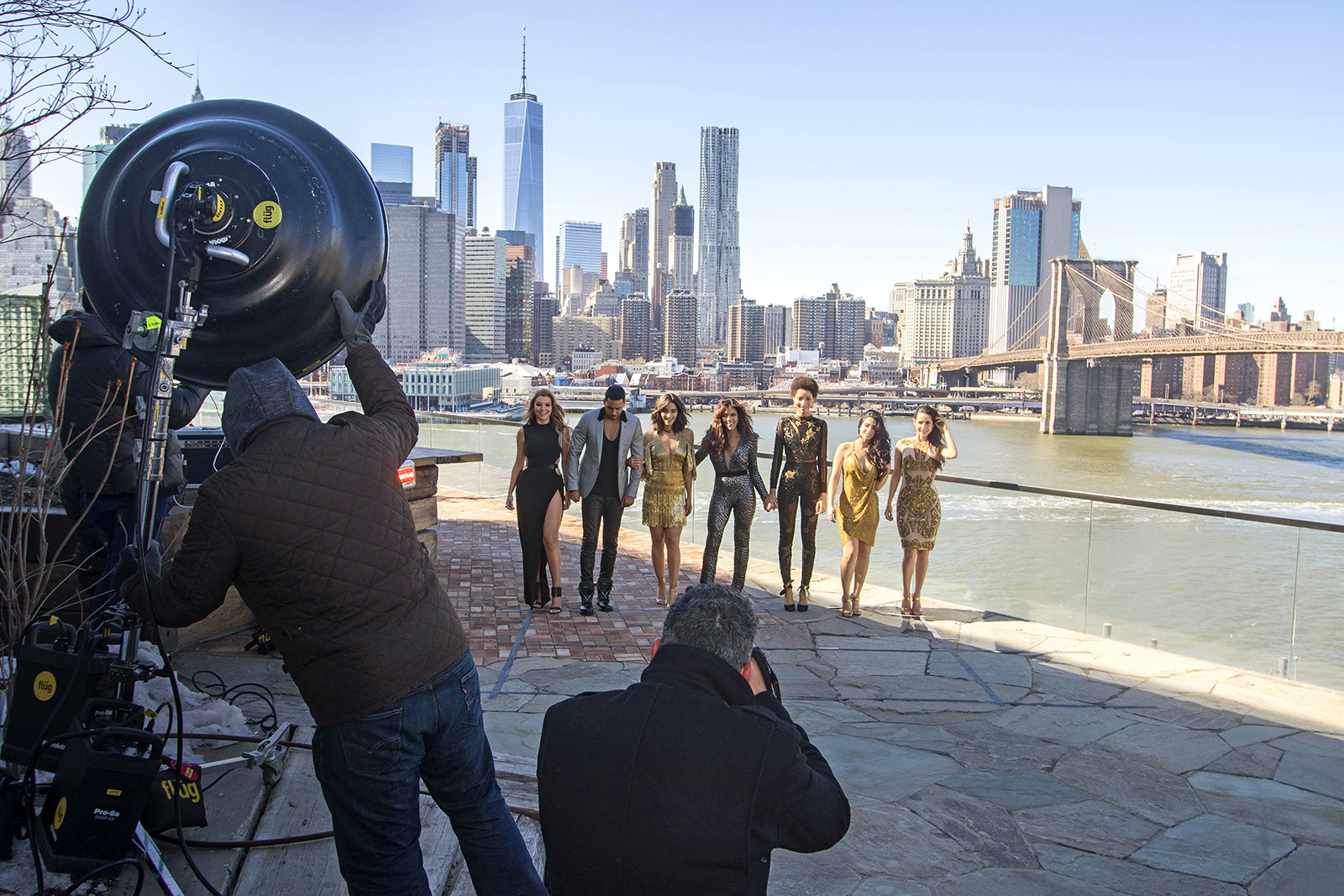 Behind the scene - Bellos Cover Shoot 2017