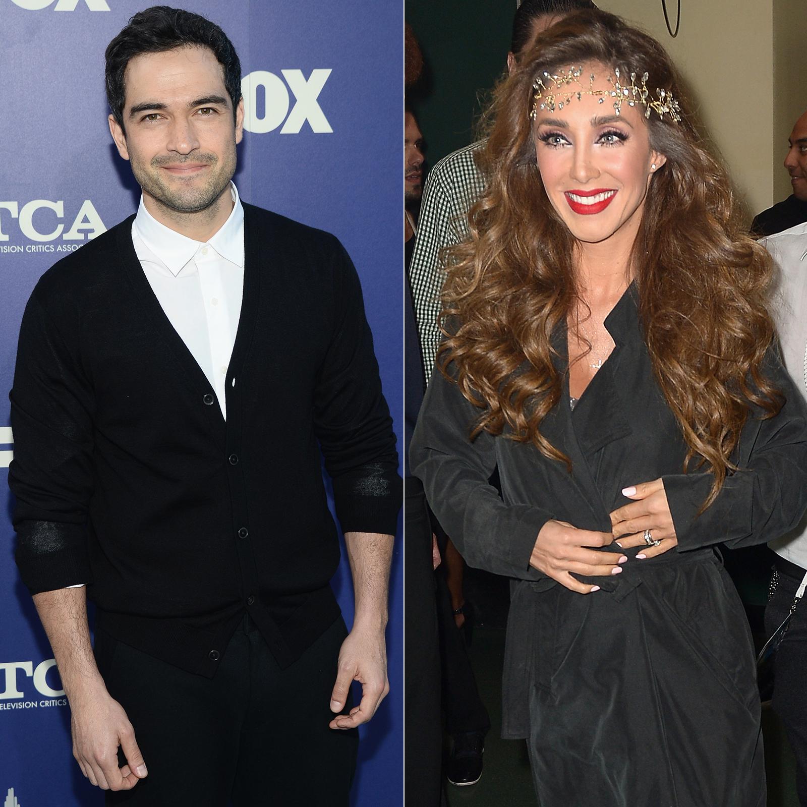 Anahí y Alfonso Herrera