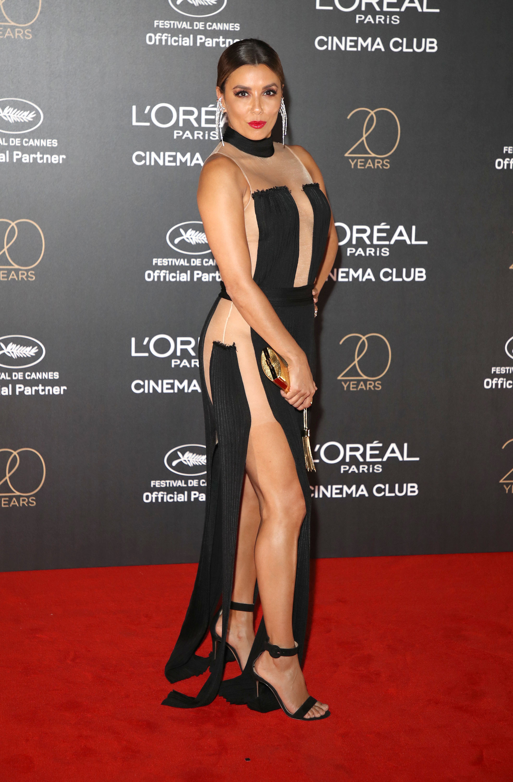 Gala 20th Birthday Of L'Oreal In Cannes - The 70th Annual Cannes Film Festival