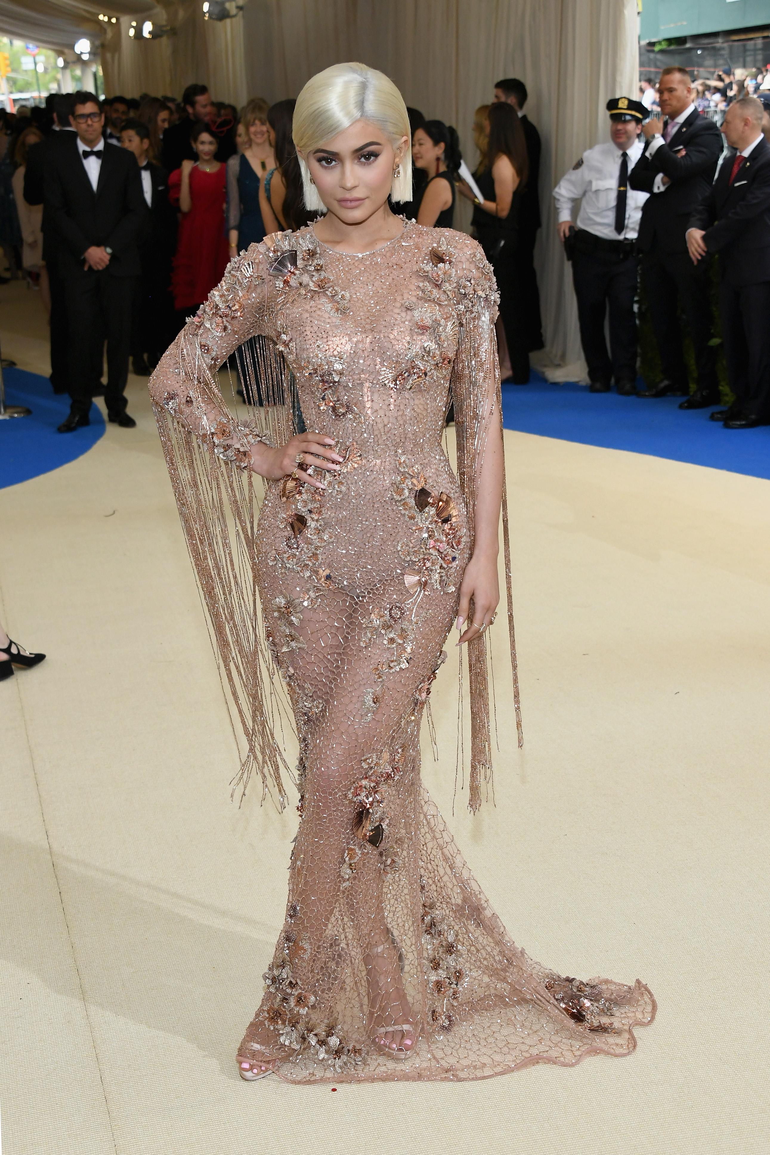 Kylie Jenner, Met Gala