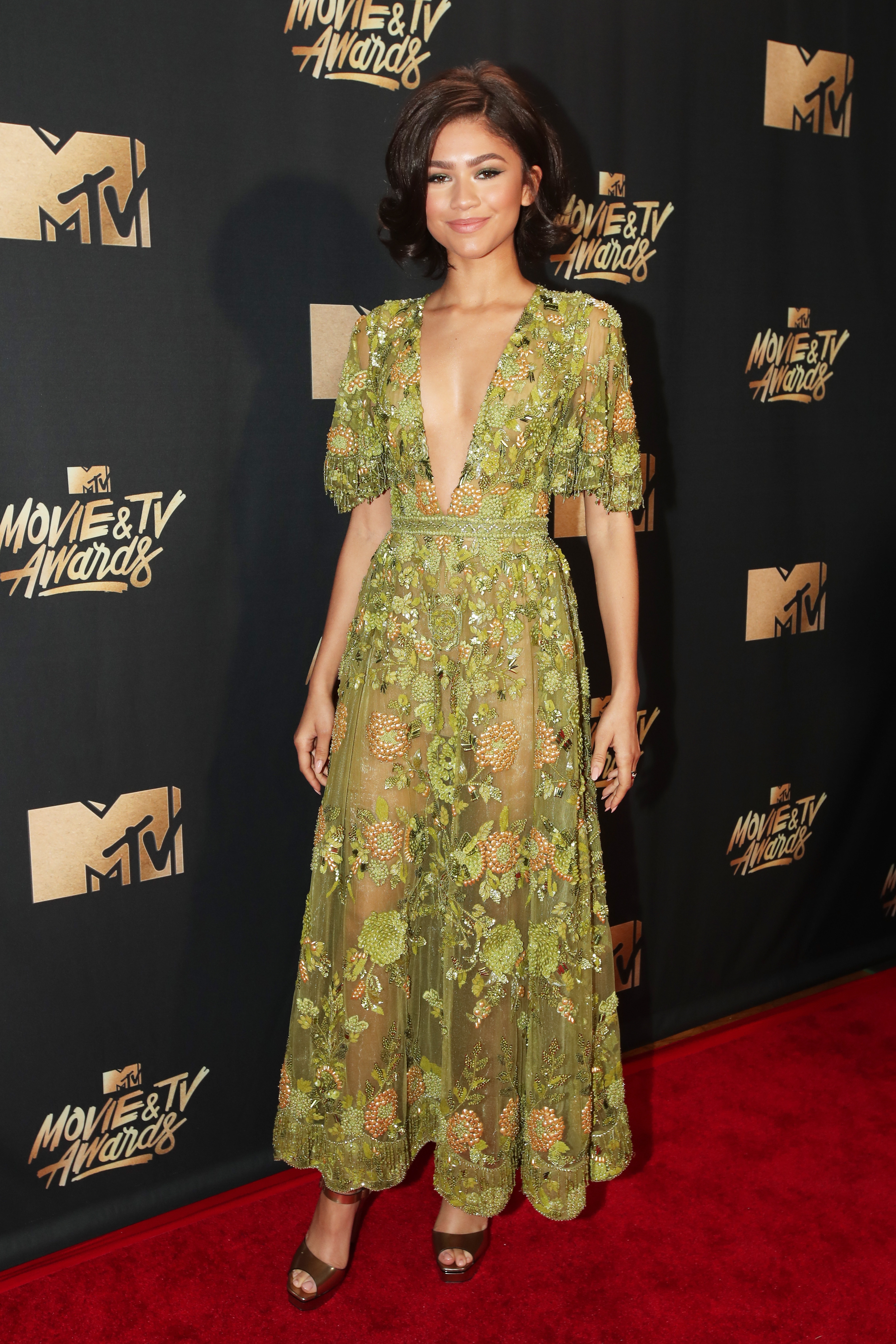 Zendaya, MTV movie awards