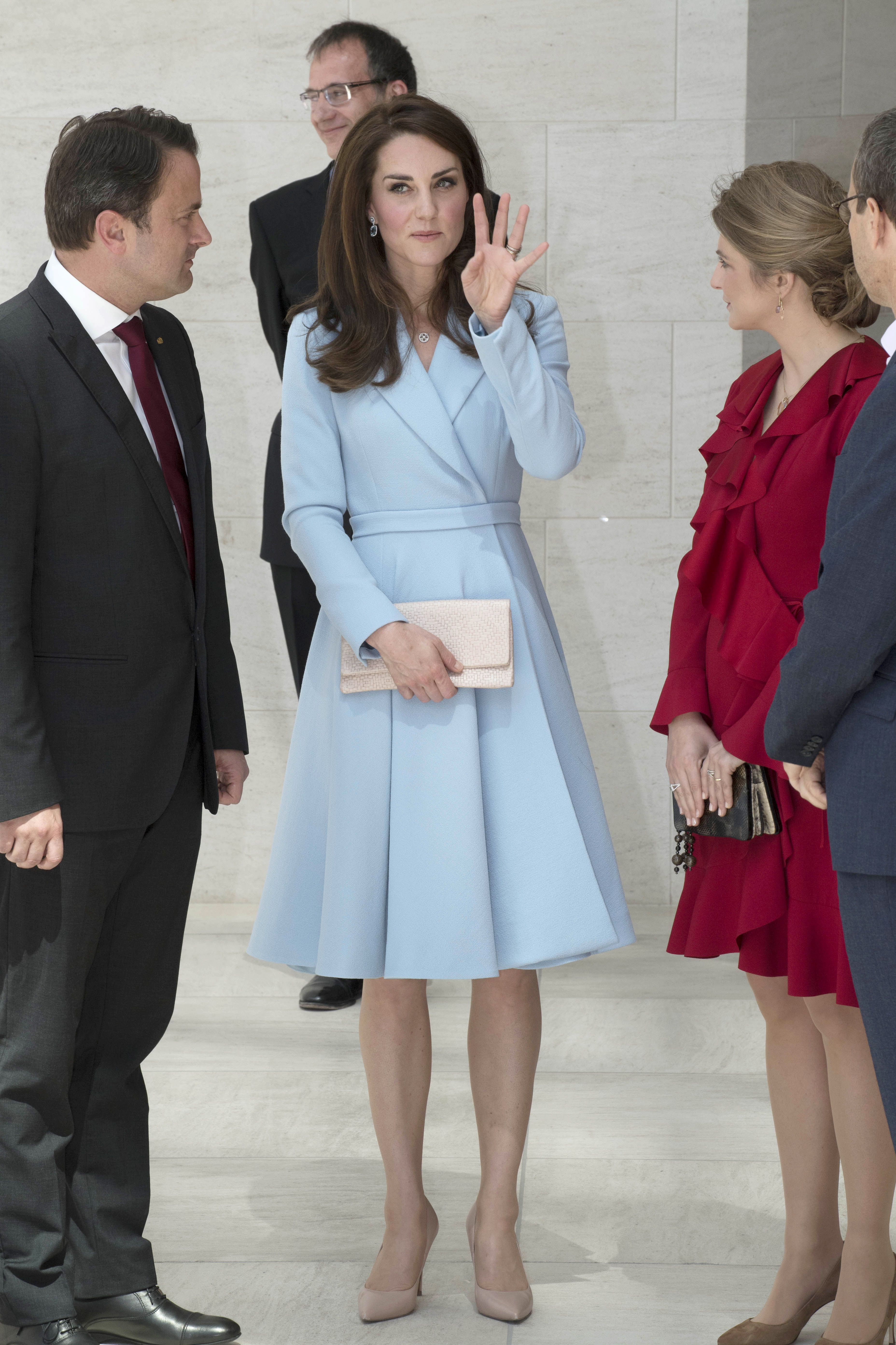 Kate Middleton, look