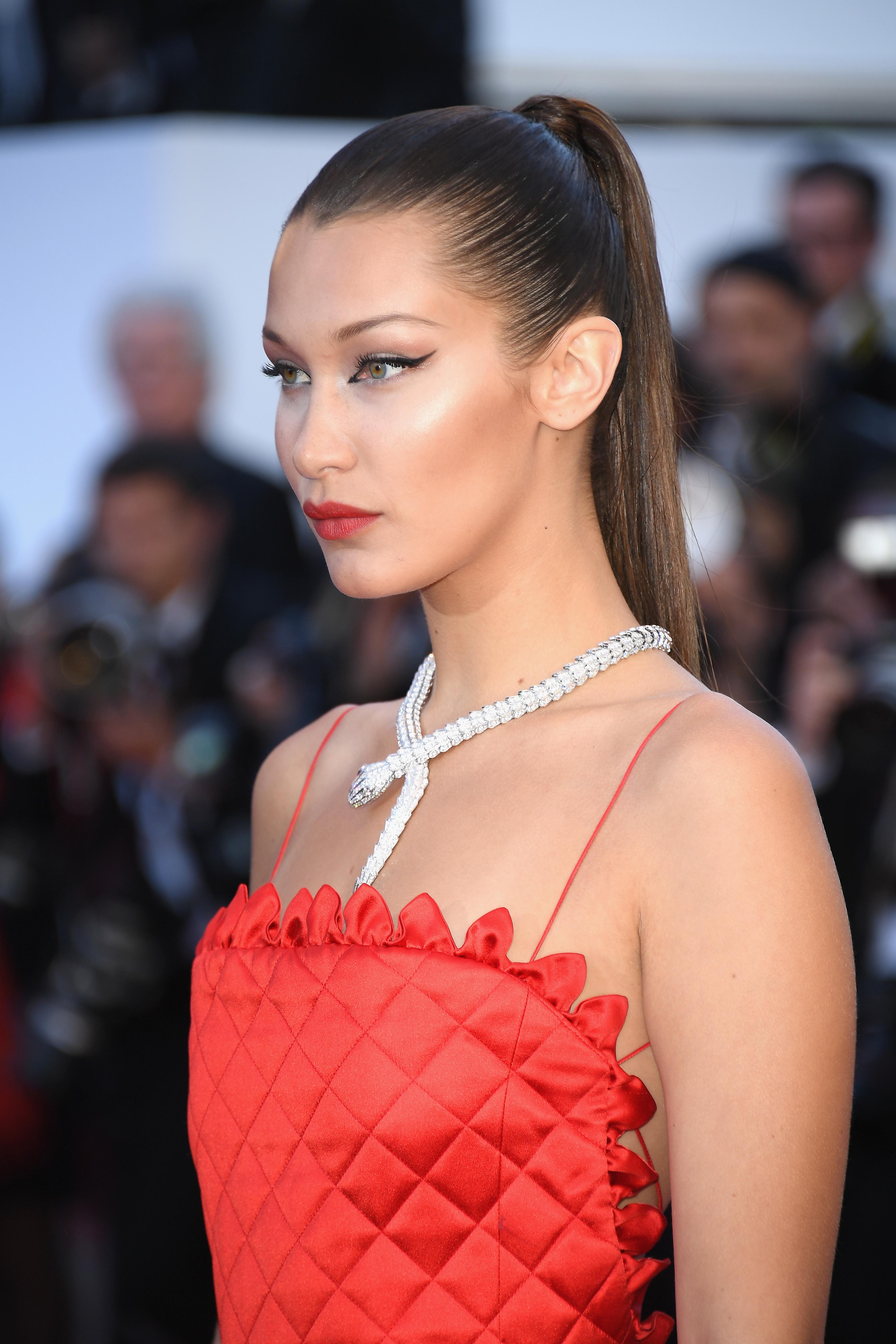 Bella Hadid Festival de Cannes
